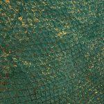222 dunkelgrün/bronze
