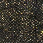 60 schwarz/gold sprenkel