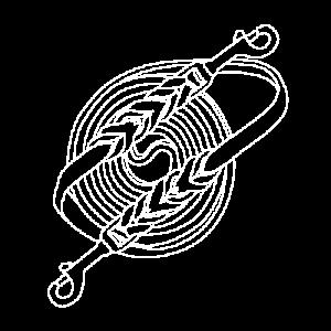 MELASÓL Zügel aus Fettleder oder Vollleder auf Wunsch mit Fischleder